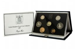 1987 Proof Set For Sale - English Coin Company